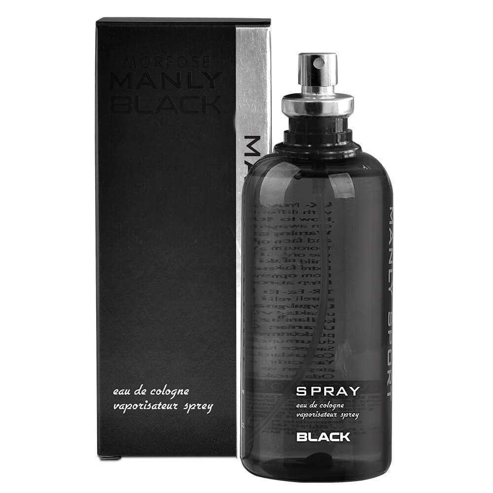 MANLY EDC – BLACK 125ML